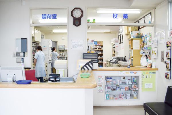 函館・無菌調剤室